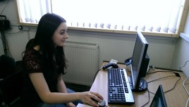 Work experience school student at ITSA