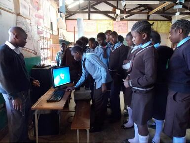Improving IT education in Africa